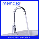 Automatic Cold and Hot Faucet with Waterfall Spout