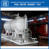 LPG Gas Filling Station Skid