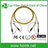 Simplex DIN Fiber Optic Patch Cord
