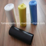 Daily Use Colorful Plastic PE Material Garbage Bag on Roll