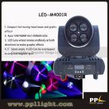 DJ Lighting 4X15W RGBW 4in1 Mini LED Beam Moving Head