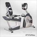 Manual Magnetic Upright Fitness Body Exercise Bike