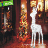 136cm LED Party Decoration Christmas Deer Light