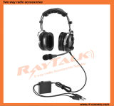 Best Anr Aviation Headset Aircraft Pilot Headset