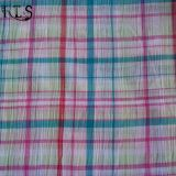 100% Cotton Seersucker Woven Y/D Fabric for Clothing Shirts/Dress Rls50-22se