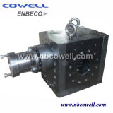 Universal Melt Pump for Plastic Extrusion System