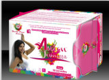 Female Cotton Breathable Anion Sanitary Napkins / Sanitary Pads for Women