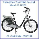 26 Inch City Commuter E-Bicycle with SGS TUV CE