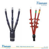 High Voltage Cold Shrink Cable Termination/Cable Termination/Outdoor Termination Kit