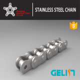 Short Pitch Stainless Steel Roller Chain Ss Hollow Pin Chain 40HP 50HP 60HP 80HP
