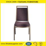 Cheap Classical Fabric Aluminum Hotel Banquet Dining Chair