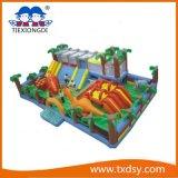 Bouncy Castle, Amusement Park Inflatable Paradise