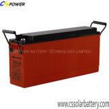 Manufacturer Front Terminal Lead Acid Battery Ft12-105/110 for Solar Power