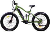 250W 500W Fat Tire Beach Mountain Electric Bicycle