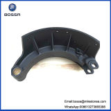 Truck Brake Shoe for Volvo, Mercedes Benz, Man in Stock