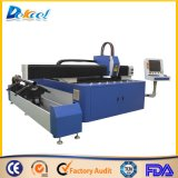 6mm Carbon Steel Metal Pipe Laser Cutting Machine Fiber 500W Dek-1325