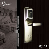 Electronic Hotel RF Card Mortise Door Lock with Alarm Function