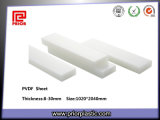 Professional PVDF Plate with Good UV and Radiation Resistance