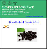 Top High Quality Pure Grape Seed and Vitamin Softgel