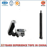 Fe Type Single Acting Hydarulic Telescopic Cylinder for Dump Truck/Trailers