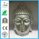 Polyresin Chinese Buddha Head Statue for Decoration (JN1592)