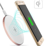 Qi Standard Wireless Fast Charger Wireless Charger Pad for Galaxy S8 iPhone 8/Plus/X