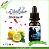 TUV Certificated E-Liquid 0mg Nicotine E Liquid in Pet/Glass Bottle