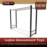 Monkey Bar Traditional Exercize Outdoor Fitness Equipment (12167P)