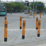 Installed on The Branch of Road Safety Bollard