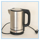 Good Quality Polished Style Silver Stainless Steel Strix Electric Kettle