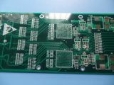 4 Layer PCB Fr-4 HASL Edge Connector in Socket Accessory.