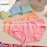 Wholesale Printing Cotton Large Size Young Girls Triangle Panties Ladies Underwear