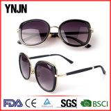 2017 New Design Cat Eye Womens Sun Glasses (YJ-12968)