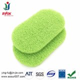 Colorful Nylon Bath Kitchen Cleaning Long Lasting Scouring Pad Sponge