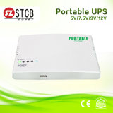 Portable DC UPS Power Supply 5V 12V