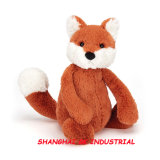 Customized Soft Toy Fox Animal Toys Plush Fox