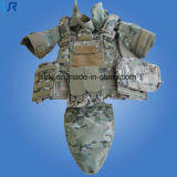 Camo Tactical Bullet Proof Jacket Military Body Armor