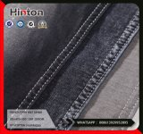Black French Terry Knitting Denim Thick Fabric 250GSM