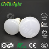 6W R50 Warm White Plastic Aluminum LED Reflector Lamp