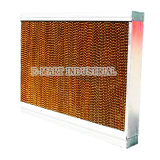 15 Thickness Aluminum Alloy Cooling Pad Wall Application in industrial