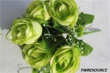 Natural Artificial Flower Artificial Rose for Wedding