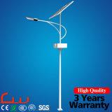 Ce RoHS Hot DIP Galvanized Pole LED Solar Street Light