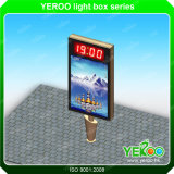 Wholesale Scrolling Outdoor LCD Advertising Display Mupis
