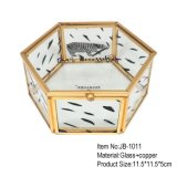 Lowest Price Crystal Glass Jewelry Box Factory Direct Sell