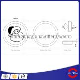 Santa Stamp Round Shape Single Punch Tablet Press Die