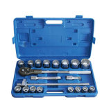 "Hand Tool Socket Wrench Set 22PCS 3/4"" Crmo Steel Series  Type B1"