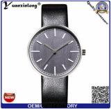 Yxl-394 Fashion Good Quality Stainless Steel Ladies Watches Leather Strap Slim Wrist Watch Quartz Charming Women Watch