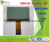 256X128 Stn or FSTN Graphic LCD Panel, Cog LCD Module
