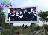 P10mm Outdoor RGB LED Display Board for Square, School, Plazza (10X4m)
