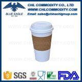 Thermostability Nontoxic Promotional Paper Smoothie Cup